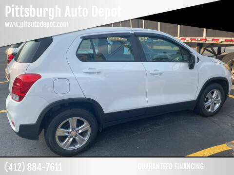 2019 Chevrolet Trax for sale at Pittsburgh Auto Depot in Pittsburgh PA