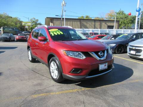 2014 Nissan Rogue for sale at Auto Land Inc in Crest Hill IL