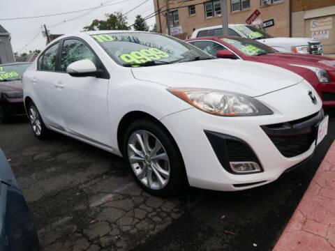 2010 Mazda MAZDA3 for sale at M & R Auto Sales INC. in North Plainfield NJ