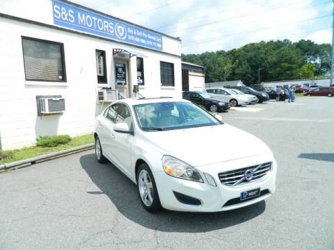 2012 Volvo S60 for sale at S & S Motors in Marietta GA