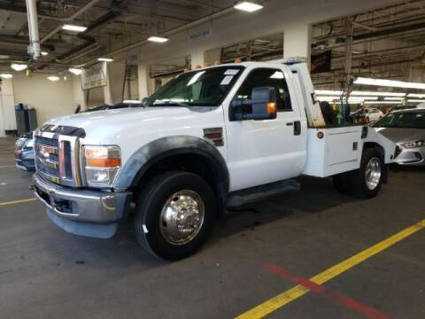 2010 Ford F-450 Super Duty for sale at Adams Auto Group Inc. in Charlotte NC