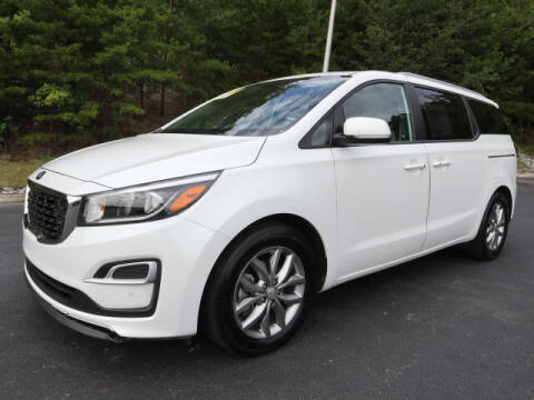 2020 Kia Sedona for sale at RUSTY WALLACE KIA OF KNOXVILLE in Knoxville TN
