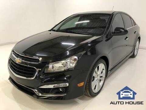 2015 Chevrolet Cruze for sale at MyAutoJack.com @ Auto House in Tempe AZ