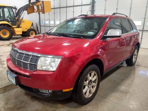 2007 Lincoln MKX for sale at RDJ Auto Sales in Kerkhoven MN