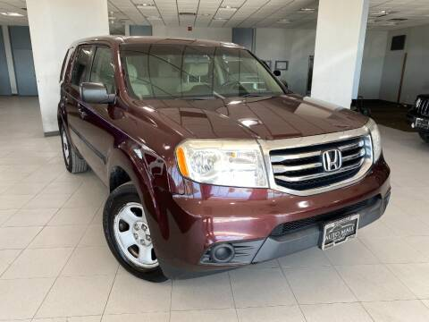 2013 Honda Pilot for sale at Auto Mall of Springfield in Springfield IL
