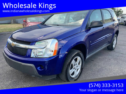 2006 Chevrolet Equinox for sale at Wholesale Kings in Elkhart IN