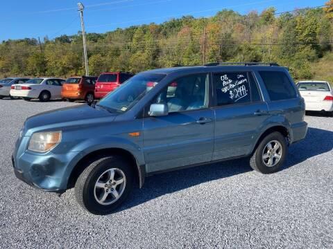 2008 Honda Pilot for sale at Bailey's Auto Sales in Cloverdale VA