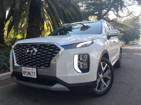 2020 Hyundai Palisade for sale at Valley Coach Co Sales & Lsng in Van Nuys CA