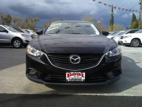 2017 Mazda MAZDA6 for sale at Empire Auto Sales in Modesto CA