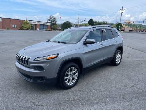 2014 Jeep Cherokee for sale at Carl's Auto Incorporated in Blountville TN