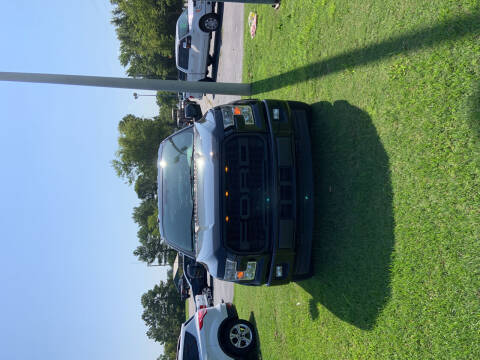 2017 Ford F-150 for sale at Thoroughbred Motors LLC in Florence SC