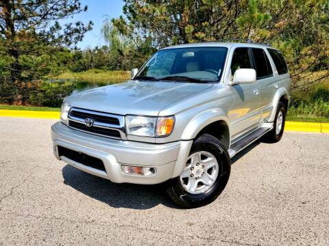 1999 Toyota 4Runner for sale at Excalibur Auto Sales in Palatine IL