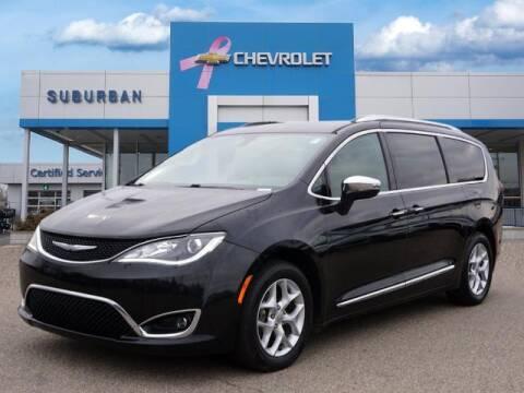 2017 Chrysler Pacifica for sale at Suburban Chevrolet of Ann Arbor in Ann Arbor MI