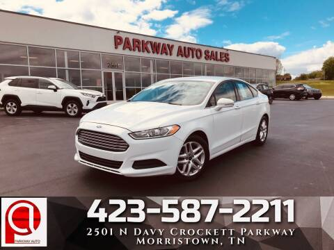 2016 Ford Fusion for sale at Parkway Auto Sales, Inc. in Morristown TN