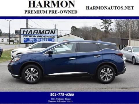 2020 Nissan Murano for sale at Harmon Premium Pre-Owned in Benton AR