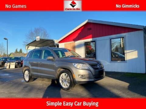 2010 Volkswagen Tiguan for sale at Cars To Go in Portland OR