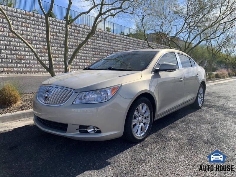 2012 Buick LaCrosse for sale at AUTO HOUSE TEMPE in Tempe AZ