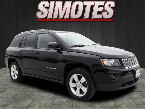 2014 Jeep Compass for sale at SIMOTES MOTORS in Minooka IL