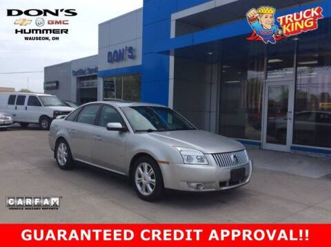 2008 Mercury Sable for sale at DON'S CHEVY, BUICK-GMC & CADILLAC in Wauseon OH