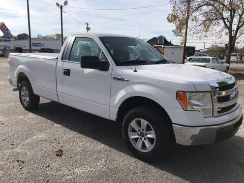 2014 Ford F-150 for sale at Cherry Motors in Greenville SC