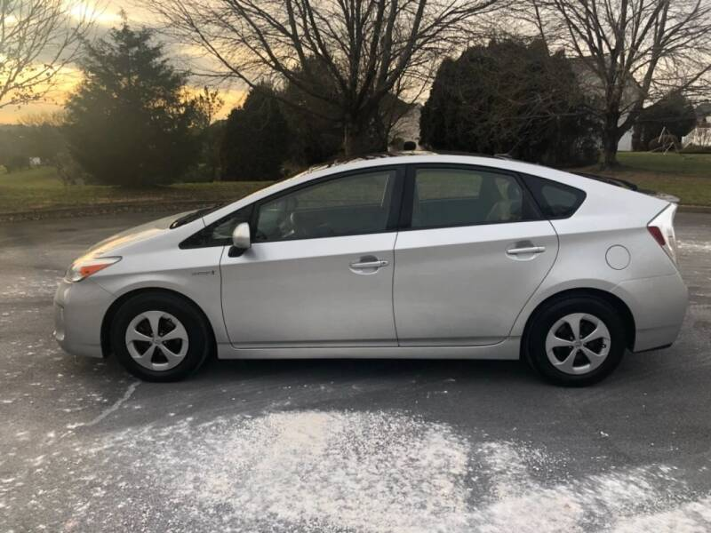 2012 Toyota Prius for sale at PA Auto World in Levittown PA