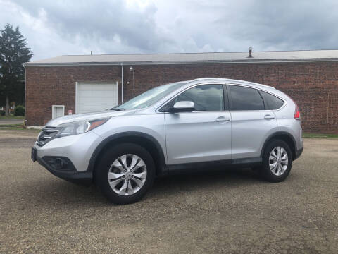 2014 Honda CR-V for sale at Jim's Hometown Auto Sales LLC in Byesville OH