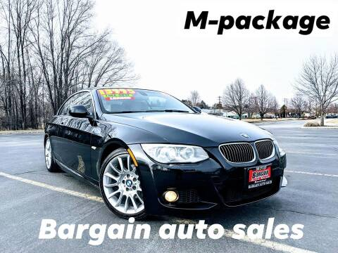 2012 BMW 3 Series for sale at Bargain Auto Sales LLC in Garden City ID
