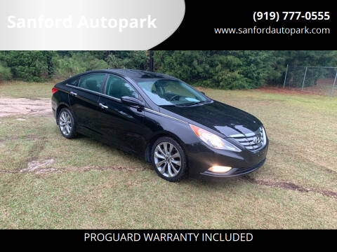 2011 Hyundai Sonata for sale at Sanford Autopark in Sanford NC