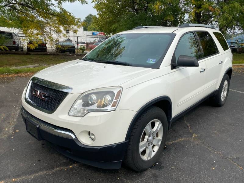 2010 GMC Acadia for sale at Car Plus Auto Sales in Glenolden PA