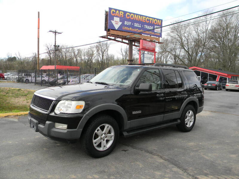 2006 Ford Explorer for sale at Car Connection in Little Rock AR