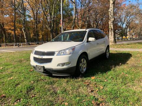 2012 Chevrolet Traverse for sale at Kapos Auto, Inc. in Ridgewood, Queens NY