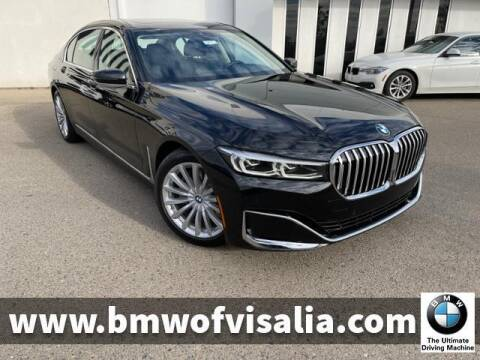 2021 BMW 7 Series for sale at BMW OF VISALIA in Visalia CA