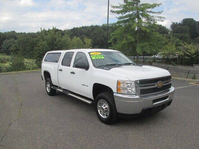2011 Chevrolet Silverado 2500HD for sale at Tri Town Truck Sales LLC in Watertown CT