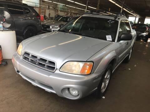 2005 Subaru Baja