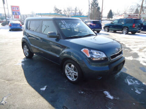 2011 Kia Soul for sale at Tom Cater Auto Sales in Toledo OH