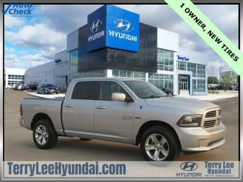 2016 RAM Ram Pickup 1500 for sale at Terry Lee Hyundai in Noblesville IN