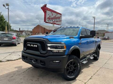 2020 RAM Ram Pickup 2500 for sale at Southwest Car Sales in Oklahoma City OK