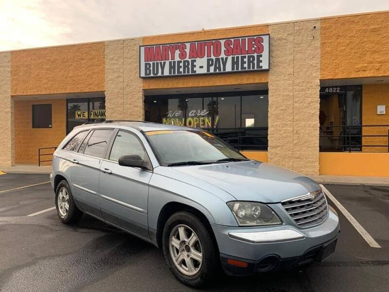 2005 Chrysler Pacifica for sale in Phoenix, AZ