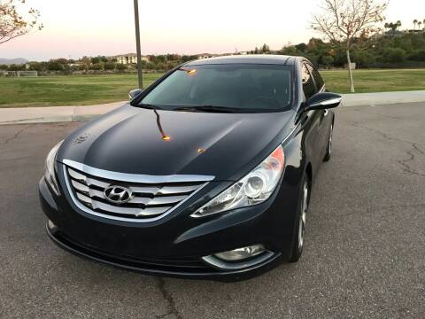 2013 Hyundai Sonata for sale at MSR Auto Inc in San Diego CA