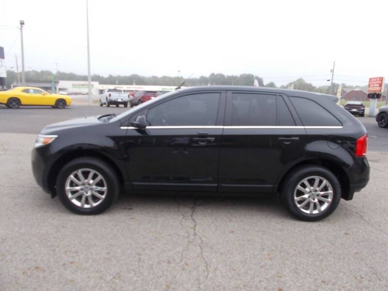 2013 Ford Edge for sale at West TN Automotive in Dresden TN