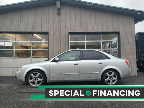 2004 Audi A4 for sale at Westside Motors in Mount Vernon WA
