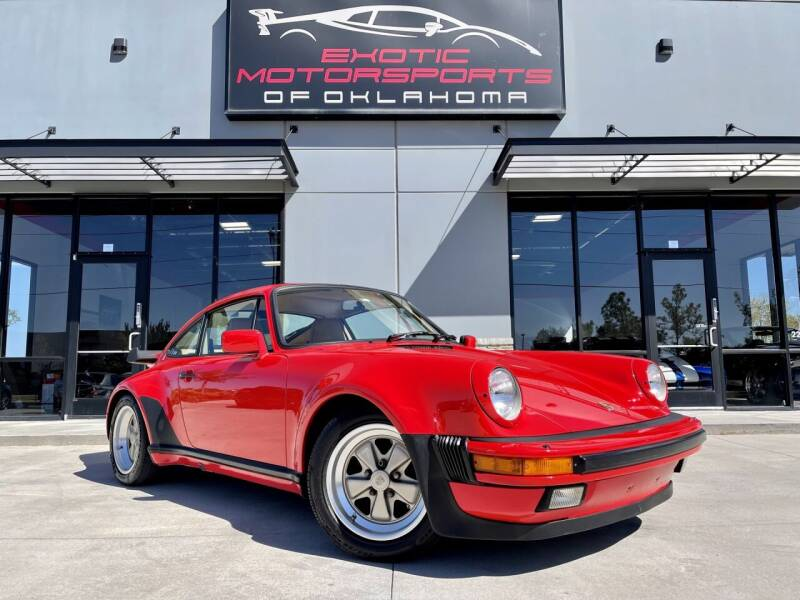 1986 Porsche 911 for sale at Exotic Motorsports of Oklahoma in Edmond OK