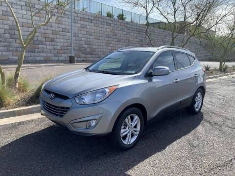 2013 Hyundai Tucson for sale at MyAutoJack.com @ Auto House in Tempe AZ