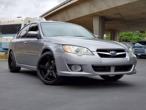 2008 Subaru Legacy for sale at Gold Coast Motors in Lemon Grove CA