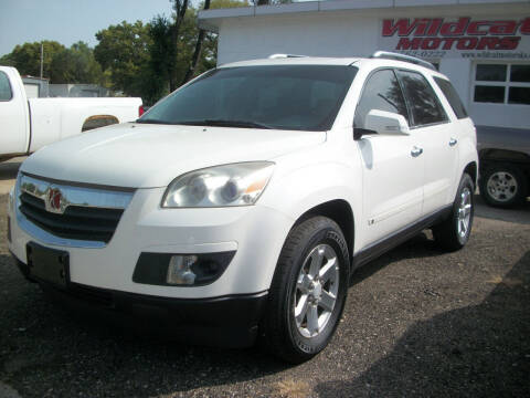 2007 Saturn Outlook for sale at Wildcat Motors - Main Branch in Junction City KS