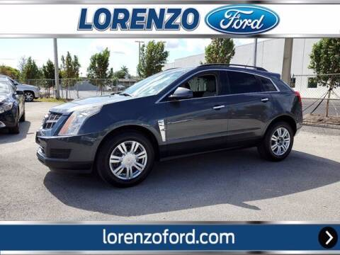 2010 Cadillac SRX for sale at Lorenzo Ford in Homestead FL