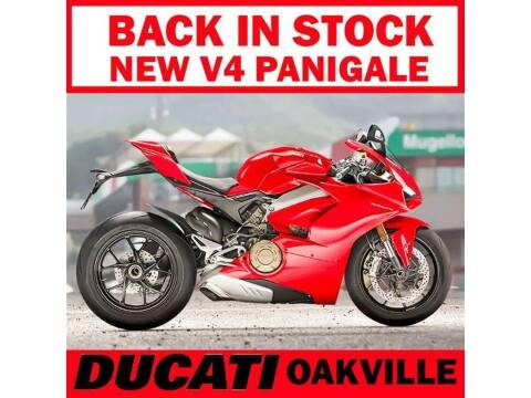2018 Ducati Superbike for sale at Peninsula Motor Vehicle Group in Oakville Ontario NY