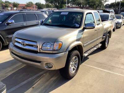 2003 Toyota Tundra for sale at Moretz Imports, LLC in Spring TX