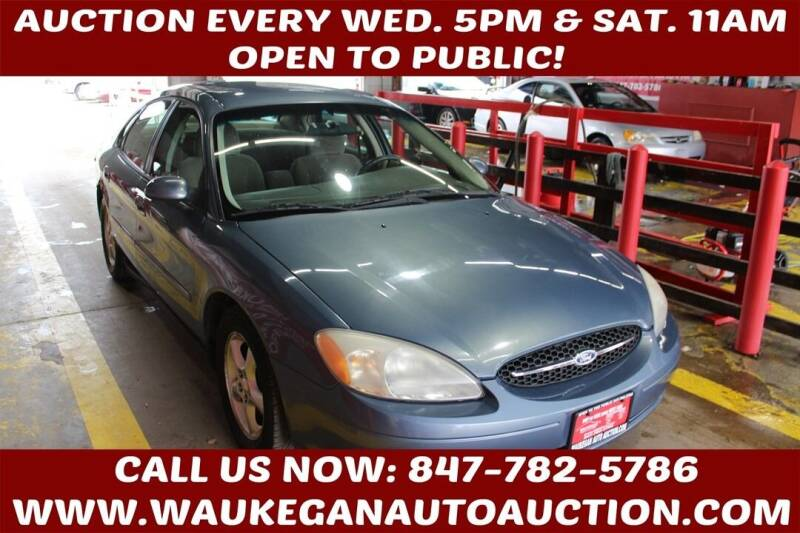 2001 Ford Taurus for sale at Waukegan Auto Auction in Waukegan IL