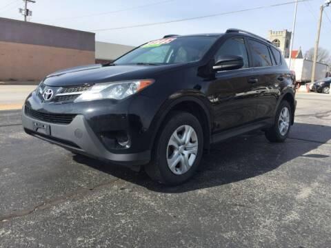 2015 Toyota RAV4 for sale at R.E.D. Auto Sales LLC in Joplin MO